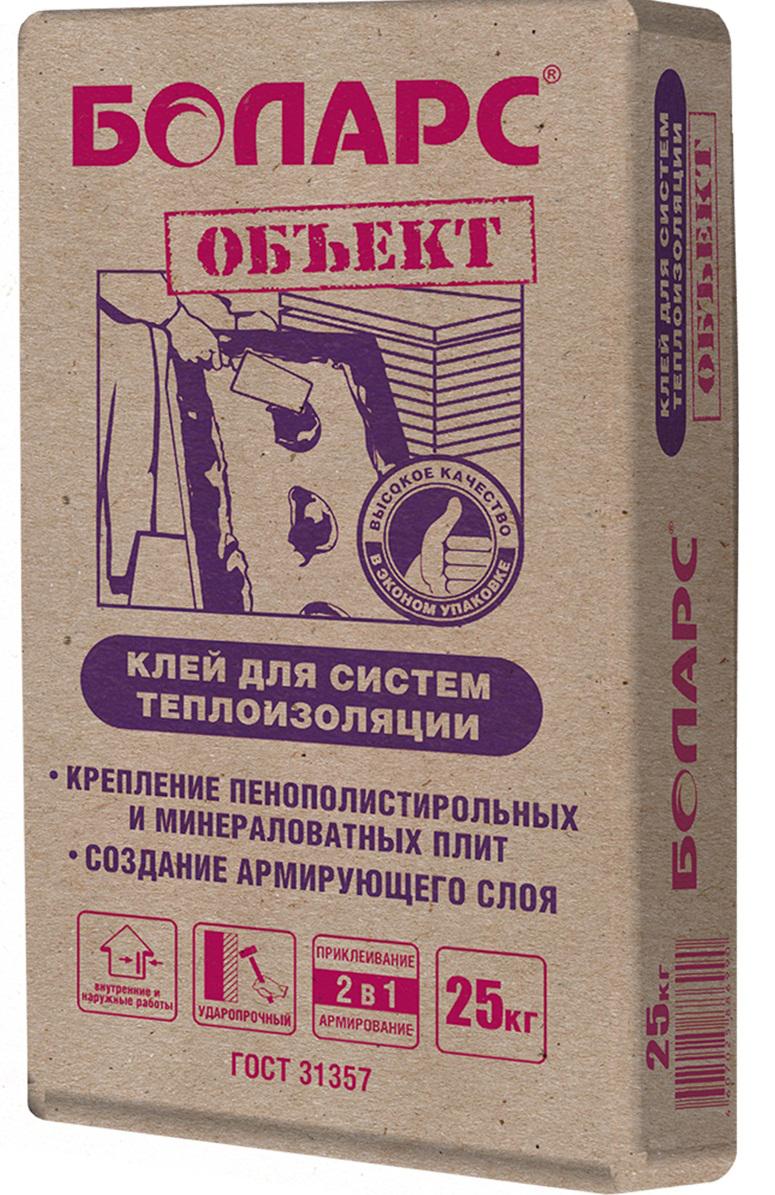 Клей для теплоизоляции Боларс