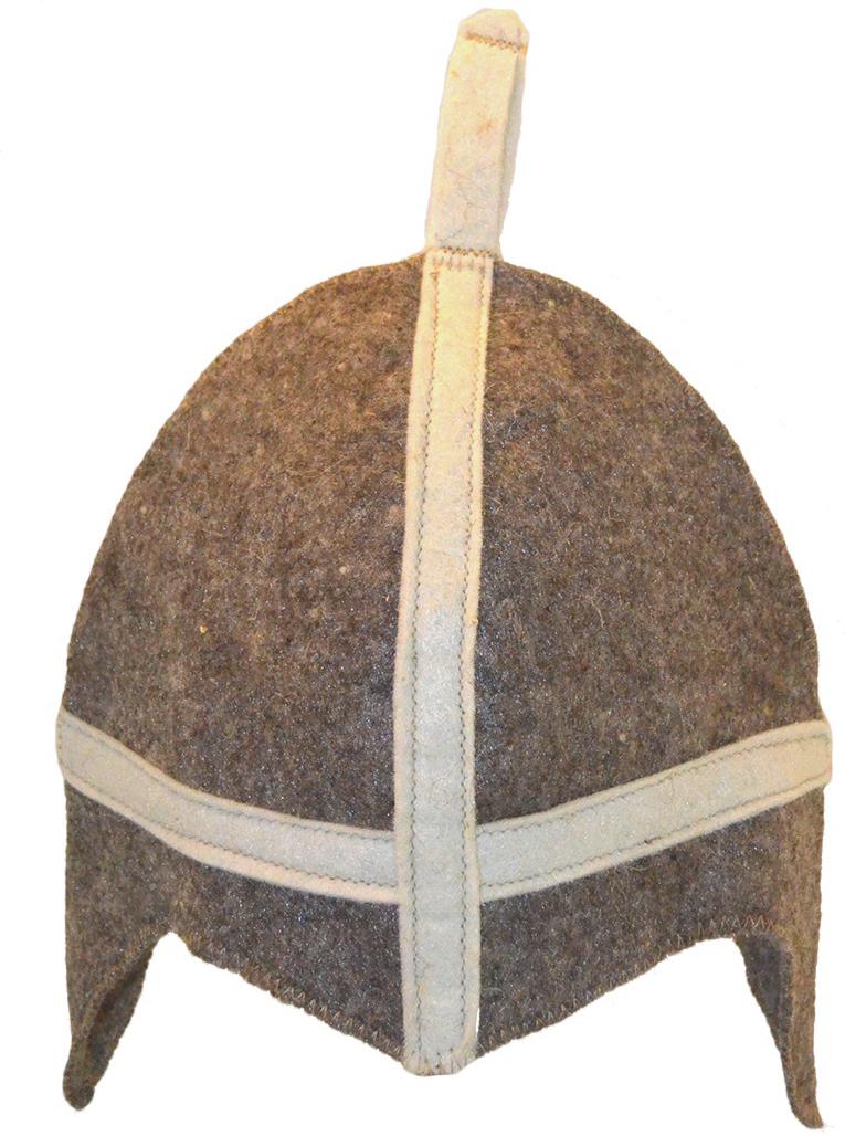 Необходимый предмет в бане и сауне. Изготовлен из овечий шерсти. Защищает голову от перегрева и ожогов. Прекрасно впитывает влагу и пот. Сделает Ваше посещение парилки комфортным и безопасным. Колпак для сауны не только предохраняет от вредного воздействия, но и является модным аксессуаром. Может быть отличным подарком к празднику .