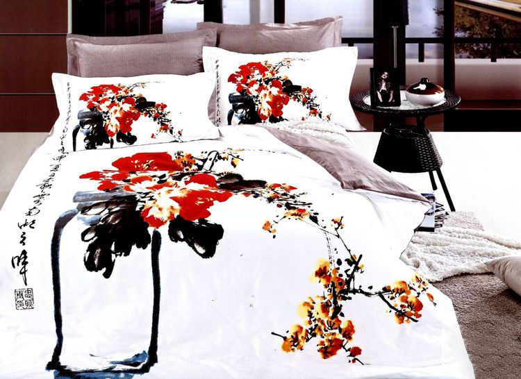 Комплект постельного белья Tango Zinnia, евро, наволочки 50x70, цвет: белый комплекты постельного белья tango постельное белье jacklyn 2 сп евро