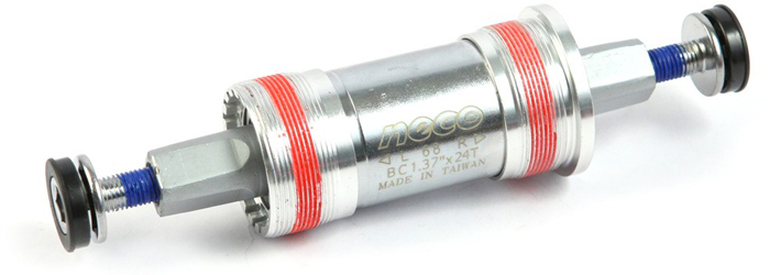Каретка Neco, 68х113 мм, 2 промподшип на квадрат. B920HAL