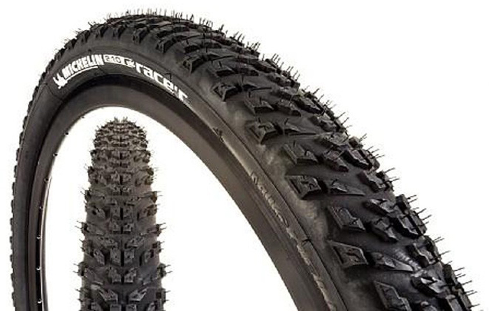 Покрышка Michelin wildRACE'R TS Reinforced, 26 х 2.25 Фолдинг, для кросс-кантри