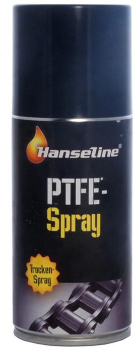 Смазочное средство для цепи Hanseline PTFE Spray, специальное, с тефлоном, 150 мл