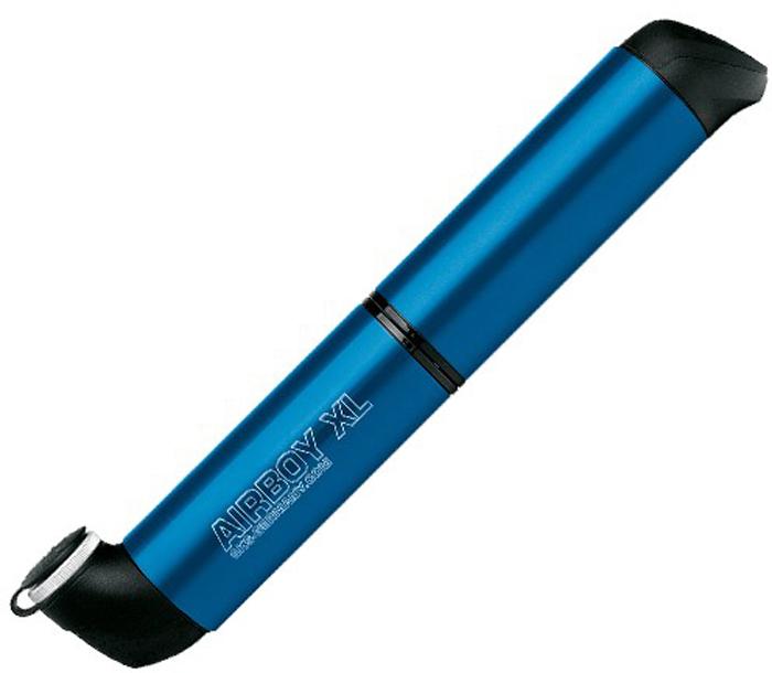 """Насос SKS """"Airboy XL"""", алюминиевый, 5 bar, цвет: голубой"""