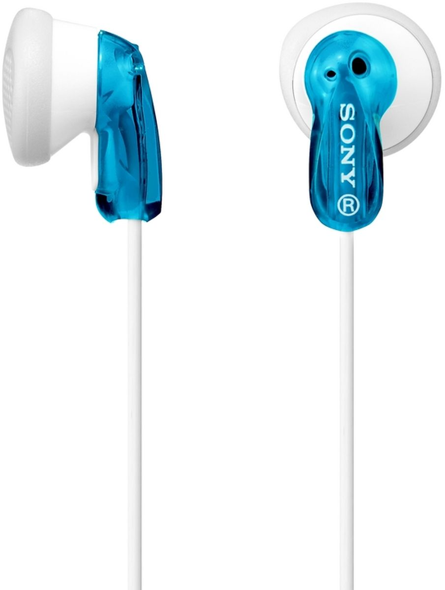 Sony MDR-E9LP, Blue наушники беспроводные наушники sony mdr xb650btr red