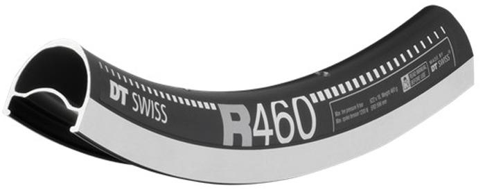 Обод шоссейный DT Swiss R 460, 32 отверстия, цвет: черный