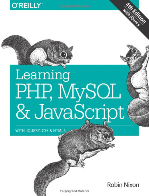 Learning PHP, MySQL & JavaScript: With jQuery, CSS & HTML5 arabic language and semantic web