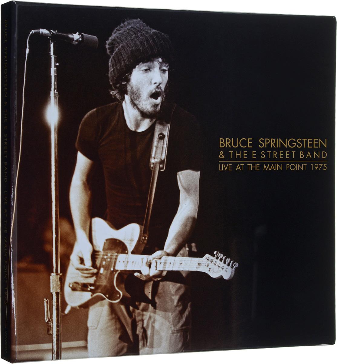Брюс Спрингстин Bruce Springsteen. Live At The Main Point 1975 (4 LP) брюс спрингстин bruce springsteen born in the u s a lp