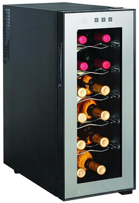 GASTRORAG JC-33C, Black холодильный шкаф витринного типа цена и фото