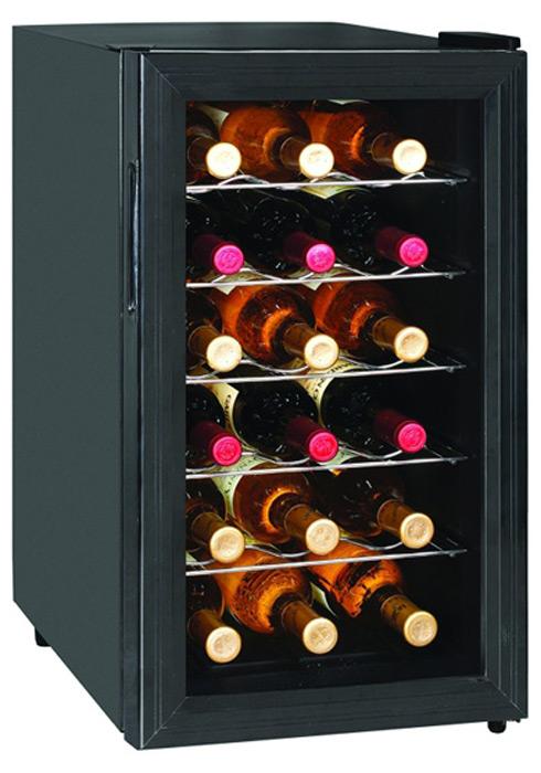 GASTRORAG JC-48, Black холодильный шкаф витринного типа