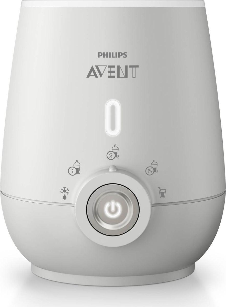 Philips Avent Подогреватель для бутылочек SCF356/00 стерилизатор для бутылочек philips avent scf286 03
