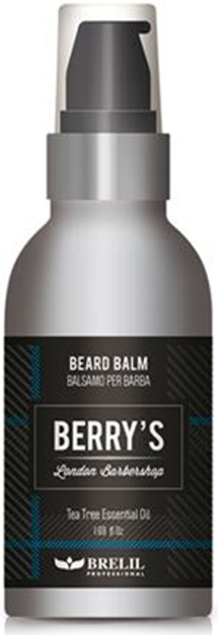 Brelil Berry's Barber Balm Бальзам для бороды, 50 мл kemei 110v 240v kemei hair trimmer rechargeable electric clipper professional barber hair cutting beard shaving machine electr