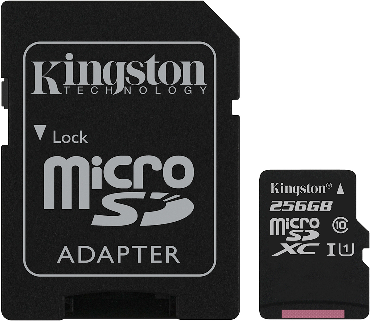 izmeritelplus.ru Kingston microSDXC Canvas Select 80R CL10 UHS-ISP 256GB карта памяти с адаптером