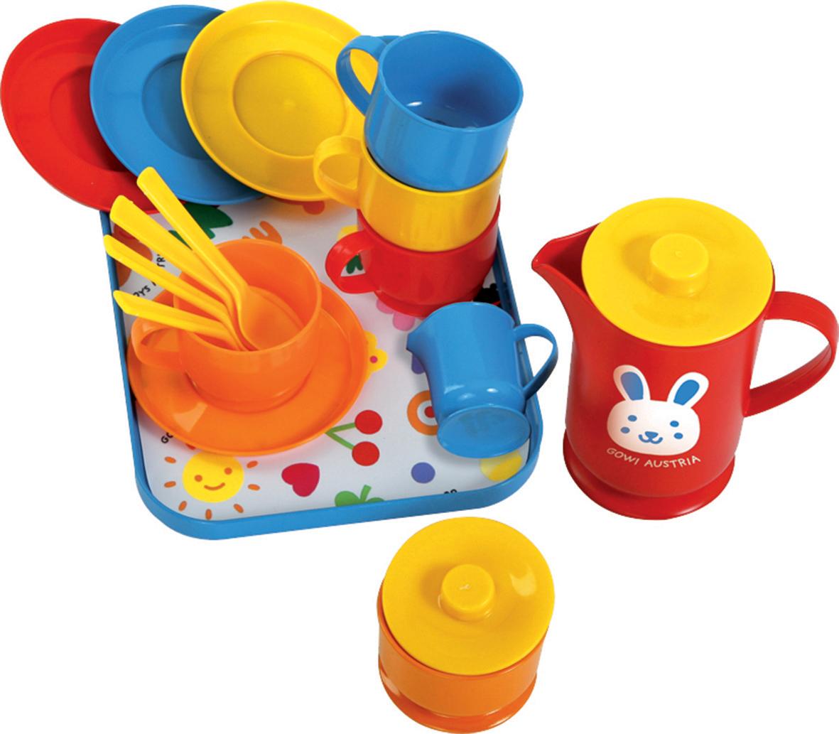 Gowi Игровой набор Набор посуды Чайная церемония набор фитингов для подключения насоса 1