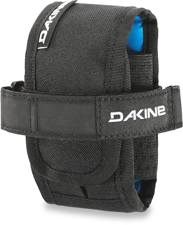 Велосумка под раму Dakine Hot Laps, цвет: черный