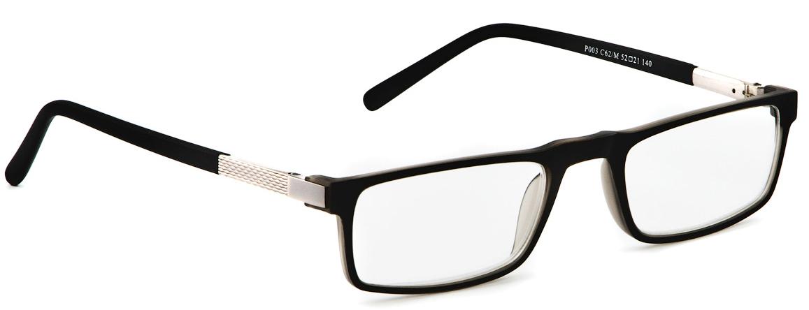 Lectio Risus Очки корригирующие (для чтения) + 3,5. P003 C62/MP003 C62MОчки для чтения Lectio Risus – это очки с плюсовыми диоптриями, рассчитанные на людей, которые плохо видят вблизи - страдают дальнозоркостью.Линзы очков для чтения изготовлены из высококачественного поликарбоната. Этот современный материал не уступает по своим качествам линзам из стекла, а по некоторым параметрам превосходит их.Основные преимущества данного вида линз:- Ударопрочность,- Долговечность,- Малый вес.Оправа очков для чтения Lectio Risus оснащена флексами. Флекс представляет собой пружинный механизм, которым дополняется шарнир крепления очков к оправе. Благодаря флексам крепление заушников становится более устойчивым к повреждениям. Очки с флексами дольше сохраняют свою форму, тогда как в обычных очках рано или поздно может появиться перекос дужек. Кроме того, очки с флексами более удобны в ношении, поскольку пружинный механизм делает посадку заушников более мягкой, не допуская сдавливания головы.