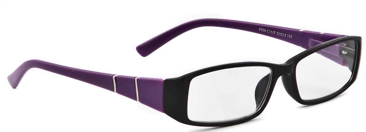 Lectio Risus Очки корригирующие (для чтения) + 2,5. P008 C15/FP008 C15FОчки для чтения Lectio Risus – это очки с плюсовыми диоптриями, рассчитанные на людей, которые плохо видят вблизи - страдают дальнозоркостью.Линзы очков для чтения изготовлены из высококачественного поликарбоната. Этот современный материал не уступает по своим качествам линзам из стекла, а по некоторым параметрам превосходит их.Основные преимущества данного вида линз:- Ударопрочность,- Долговечность,- Малый вес.Оправа очков для чтения Lectio Risus оснащена флексами. Флекс представляет собой пружинный механизм, которым дополняется шарнир крепления очков к оправе. Благодаря флексам крепление заушников становится более устойчивым к повреждениям. Очки с флексами дольше сохраняют свою форму, тогда как в обычных очках рано или поздно может появиться перекос дужек. Кроме того, очки с флексами более удобны в ношении, поскольку пружинный механизм делает посадку заушников более мягкой, не допуская сдавливания головы.