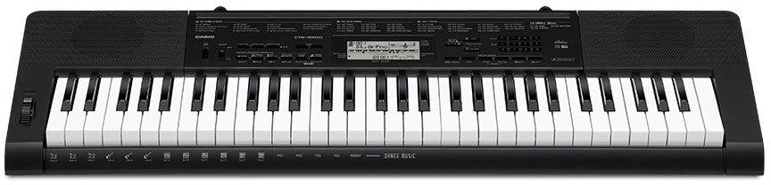 Casio CTK-3500, Black цифровой синтезатор