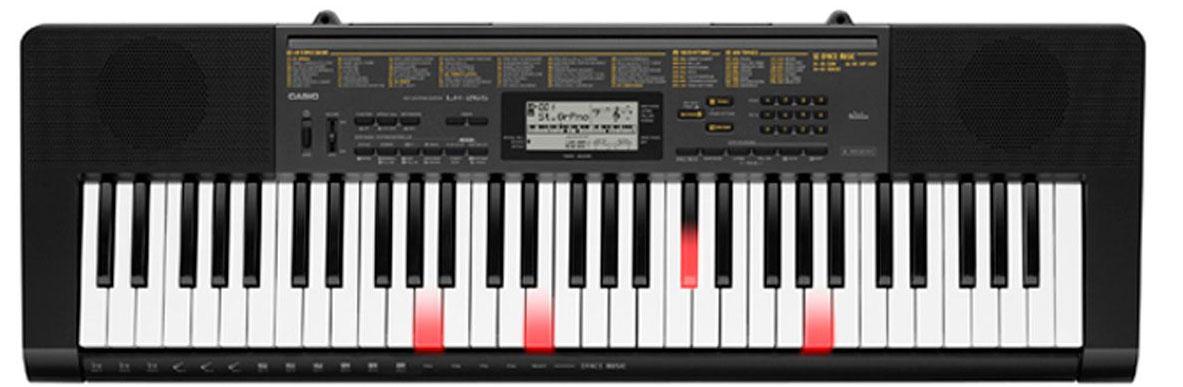 Casio LK-265, Black цифровой синтезатор casio lk 280