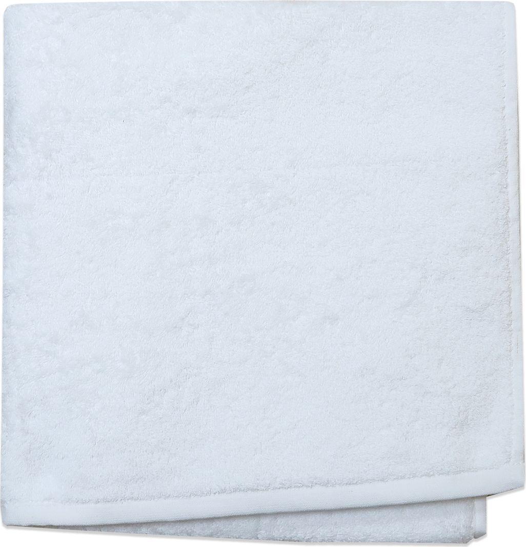 Полотенце Bravo Отельное, цвет: белый, 140 х 70 см