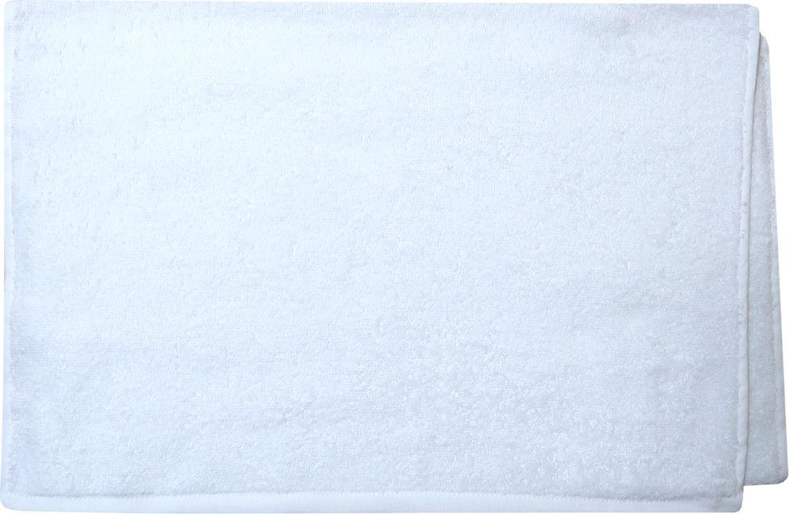 Полотенце Bravo Отельное, цвет: белый, 40 х 70 см