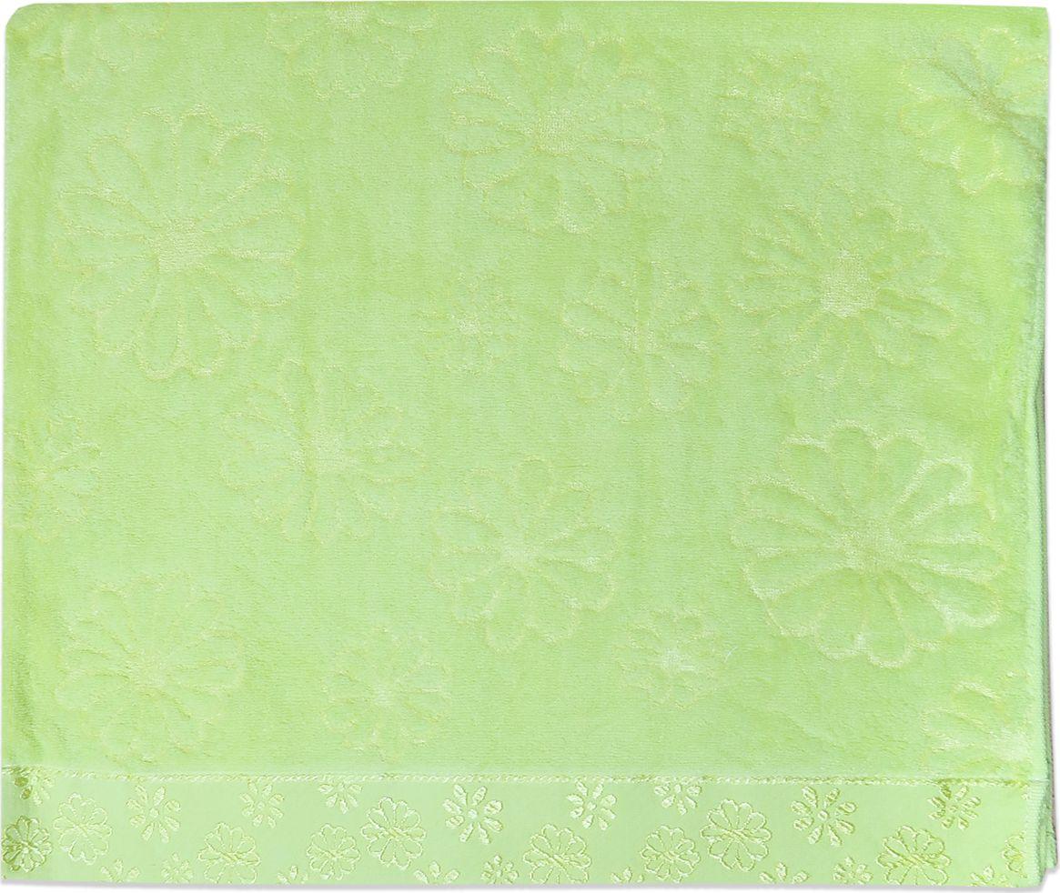 """Полотенце Bravo """"Камилла"""" выполнено на 60% из хлопка и на 40% из бамбука. Изделие отлично впитывает влагу, быстро сохнет, сохраняет яркость цвета и не теряет форму даже после многократных стирок.  С таким полотенцем интерьер и настроение станут ярче!"""