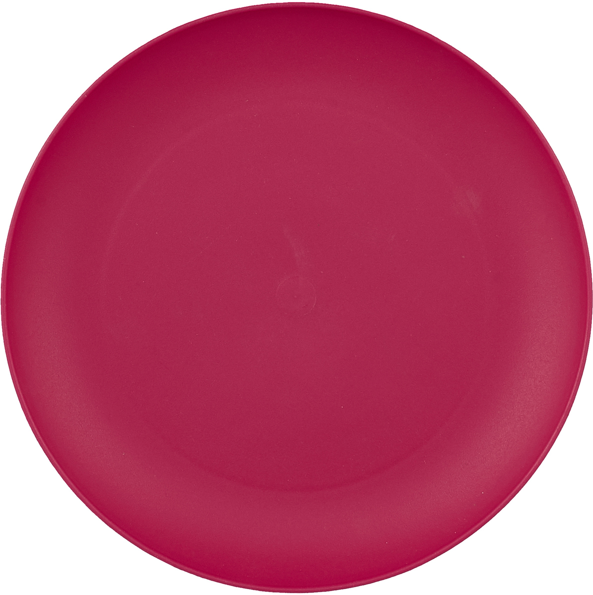 Тарелка Gotoff, цвет: малиновый, диаметр 20,3 смWTC-271_малиновый_23Тарелка Gotoff, цвет: малиновый, диаметр 20,3 см