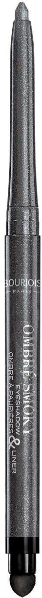 Bourjois Подводка-тени для век Ombre Smoky Eyeshadow&Liner, тон №5 тени для век bourjois smoky stories