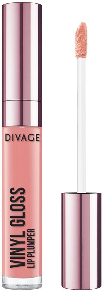 Divage Блеск для губ Vinyl Gloss, тон №32097019171Блеск для губ «VINYL GLOSS» обладает ультра-глянцевой лёгкой текстурой и придаёт губам нежный полупрозрачный цвет. Блеск дарит губам чувственный влажный блеск и объем. Легко наносится и распределяется по губам, выравнивая рельеф. Витамин С, содержащийся в составе, защищает нежную кожу губ от действия УФ-излучения, повышает эластичность и упругость кожи. Манящие ароматы блеска наполнят губы душистой сладостью. Укрась свою улыбку нежностью и загадочностью, используя блеск VINYL GLOSS!