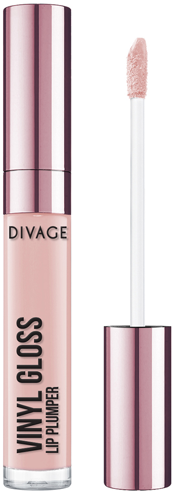 Divage Блеск для губ Vinyl Gloss, тон №32127019201Блеск для губ «VINYL GLOSS» обладает ультра-глянцевой лёгкой текстурой и придаёт губам нежный полупрозрачный цвет. Блеск дарит губам чувственный влажный блеск и объем. Легко наносится и распределяется по губам, выравнивая рельеф. Витамин С, содержащийся в составе, защищает нежную кожу губ от действия УФ-излучения, повышает эластичность и упругость кожи. Манящие ароматы блеска наполнят губы душистой сладостью. Укрась свою улыбку нежностью и загадочностью, используя блеск VINYL GLOSS!