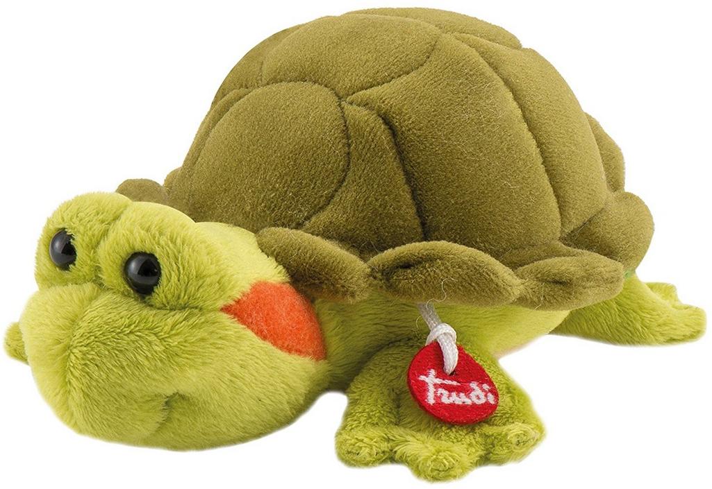 Trudi Мягкая игрушка Черепашка 15 см мягкие игрушки trudi лайка маркус 34 см