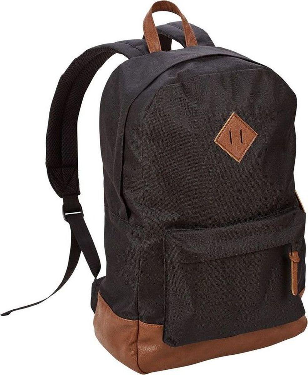 №1 School Рюкзак молодежный цвет черный рюкзак для мальчика elisir цвет черный de dv009 gs0007 000