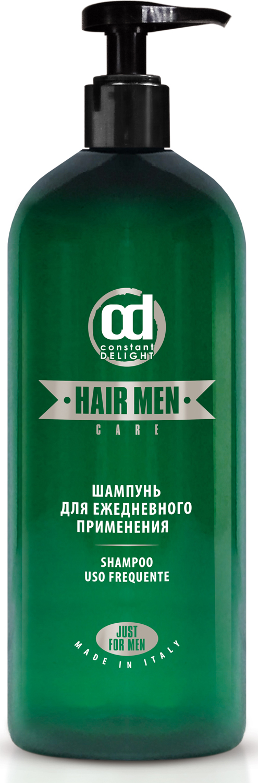 Constant Delight Шампунь для ежедневного применения Barber, 1000 мл constant delight шампунь восстанавливающий для поврежденных и окрашенных волос color care line 1000 мл