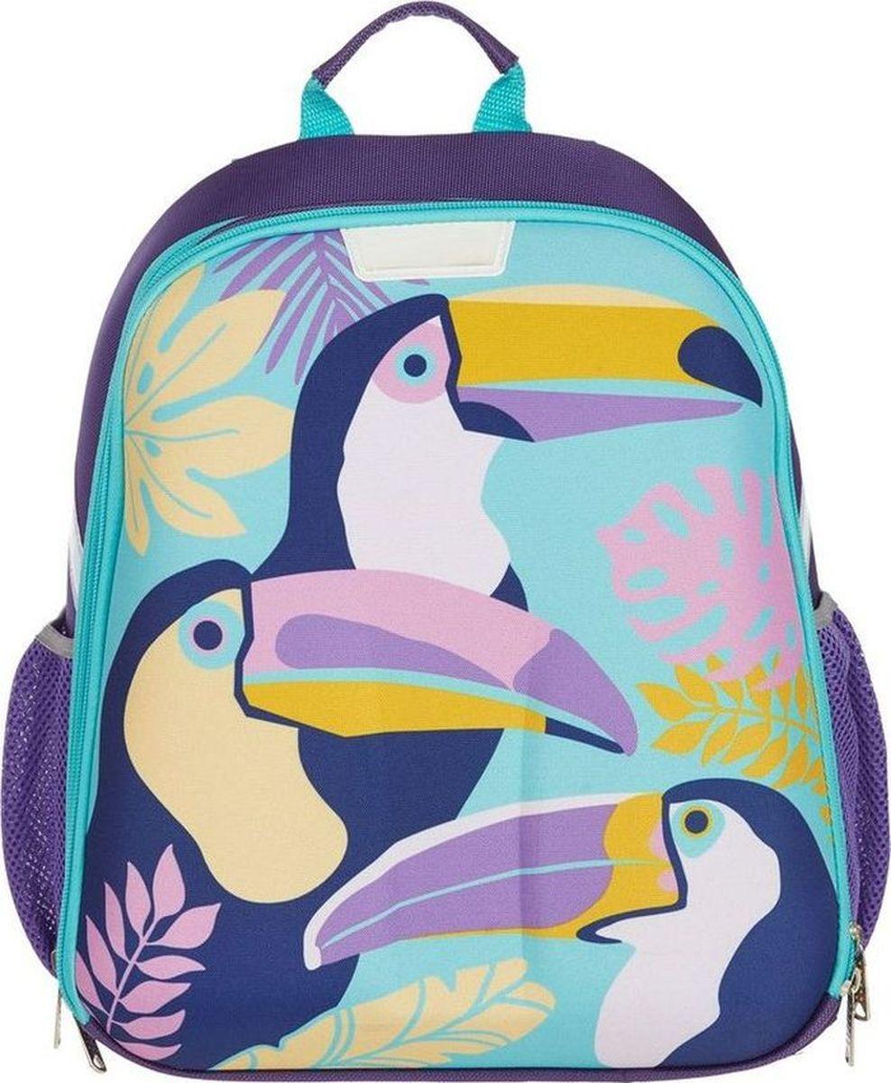 №1 School Рюкзак школьный Тропики школьный рюкзак 527 mochila infantil mochilas school bags