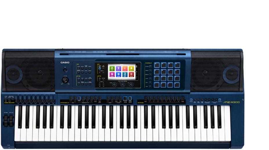 Casio MZ-X500, Black цифровой синтезатор