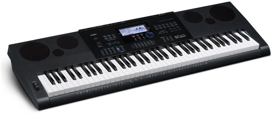 Casio WK-6600, Blackцифровой синтезатор Casio