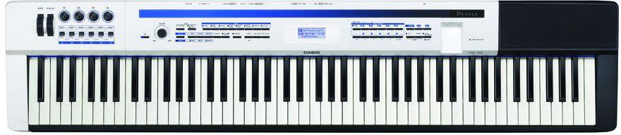 Casio Privia PX-5SWE, Blackцифровое фортепиано Casio