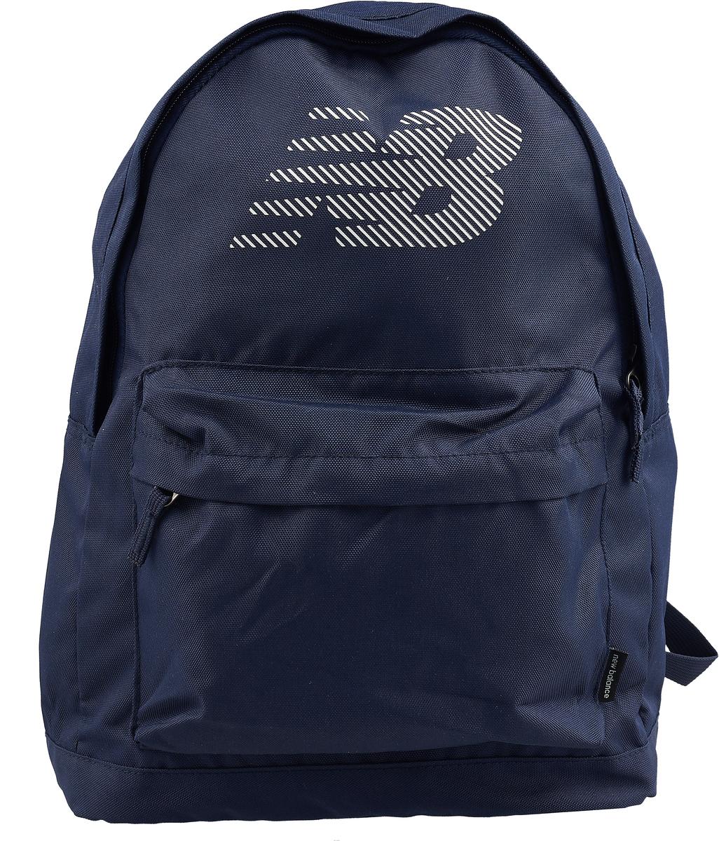Рюкзак мужской New Balance, цвет: темно-синий. 500162/420