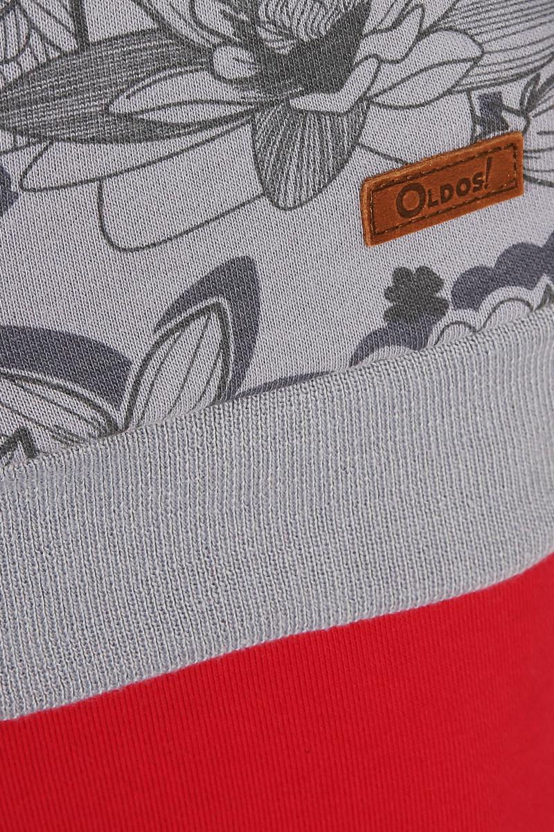 Спортивный костюм для девочки Oldos Сильвия, цвет:  серый, малиновый.  5O8SU04.  Размер 152, 11 лет 7 месяцев OLDOS