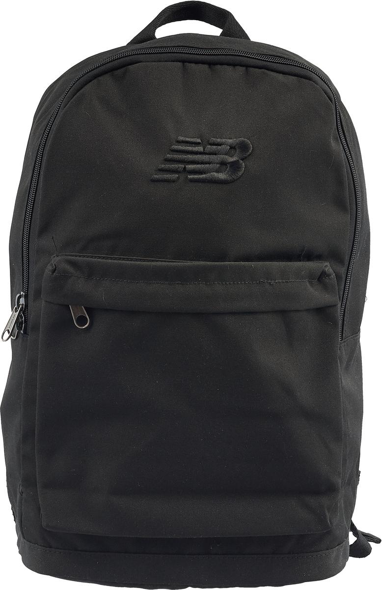 Рюкзак мужской New Balance, цвет: черный. 500278/000
