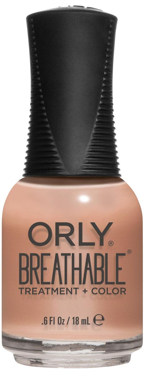 Orly Профессиональный цветной дышащий уход за ногтями