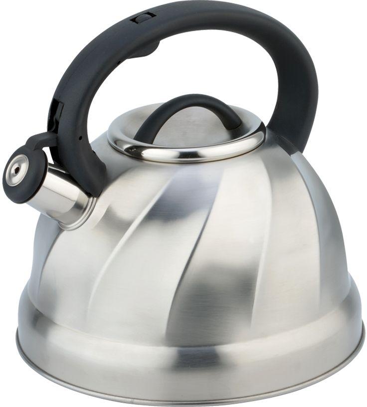 Чайник Eurostek, со свистком, 3,5 л. ESK-3560 чайник eurostek со свистком 3 л esk 3060