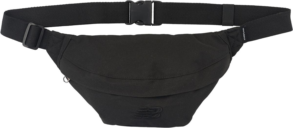 Сумка на пояс мужская New Balance, цвет: черный. 500279/000