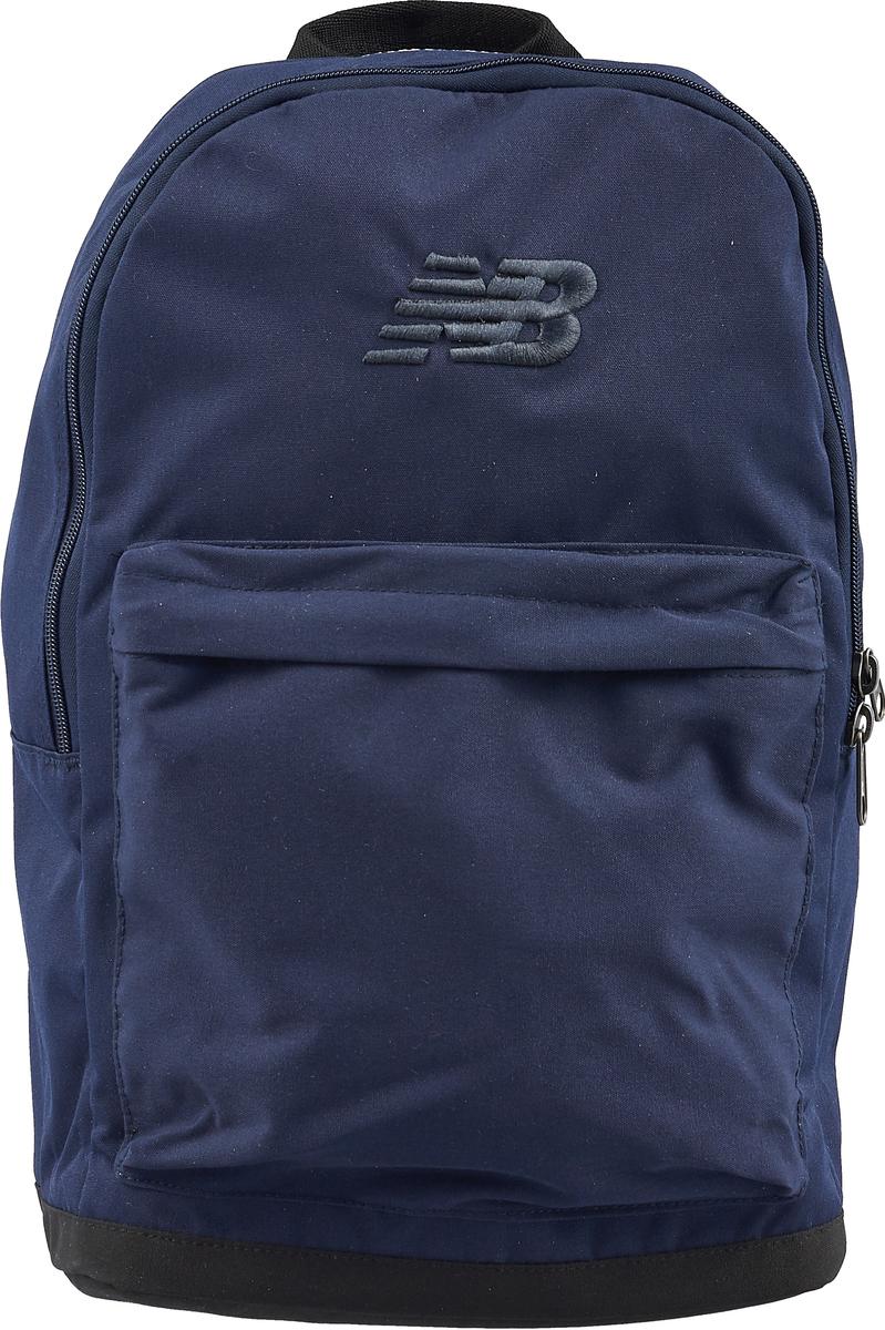 Рюкзак мужской New Balance, цвет: темно-синий. 500278/420