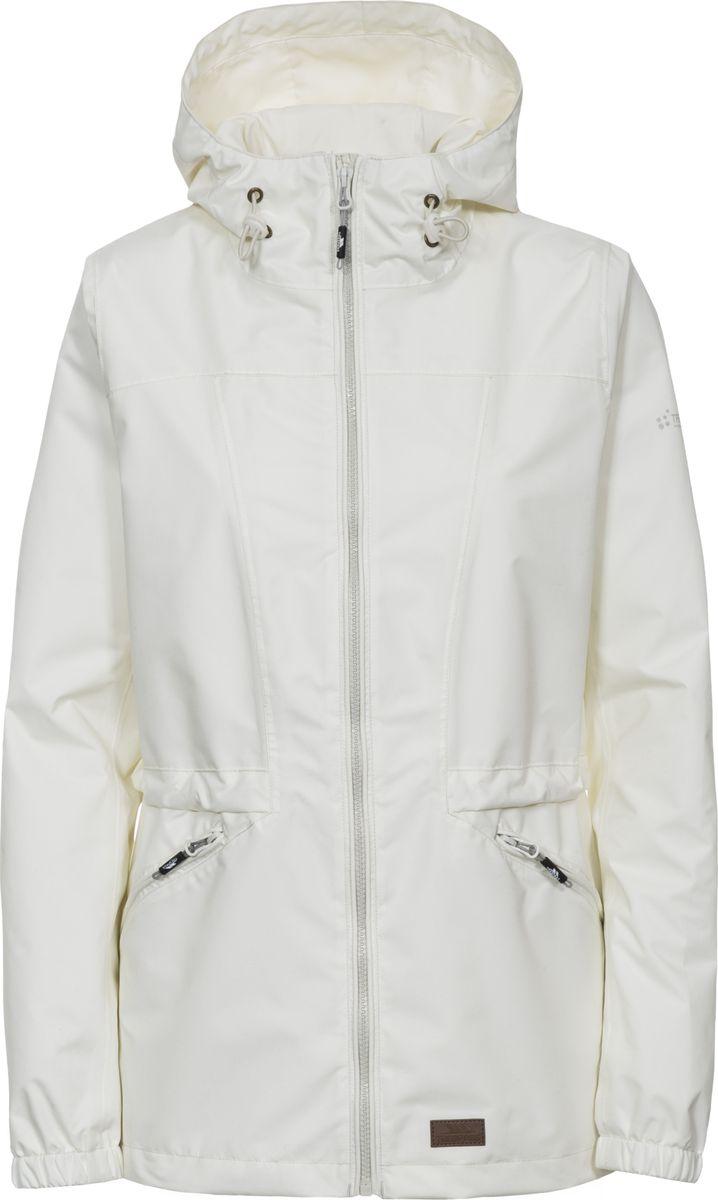 Куртка женская Trespass Cruella, цвет: бежевый. FAJKRAN10007. Размер XS (42) куртка утепленная trespass trespass tr795ebwxo49