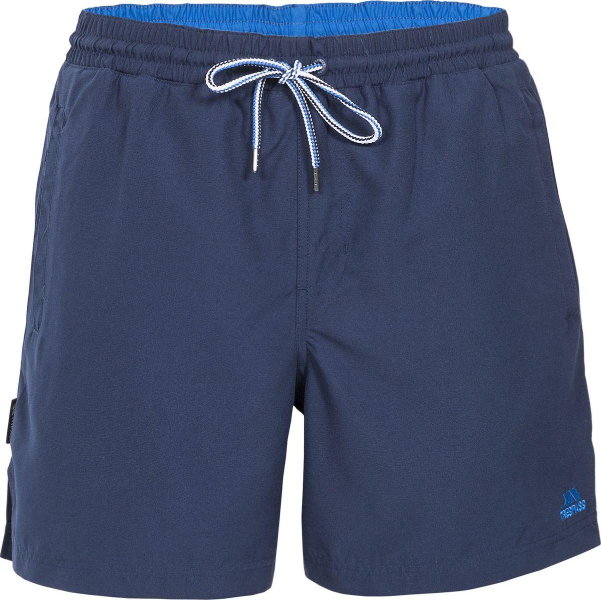 Шорты мужские Trespass Granvin, цвет: синий. MABTSHM10014. Размер M (50) шорты trespass шорты