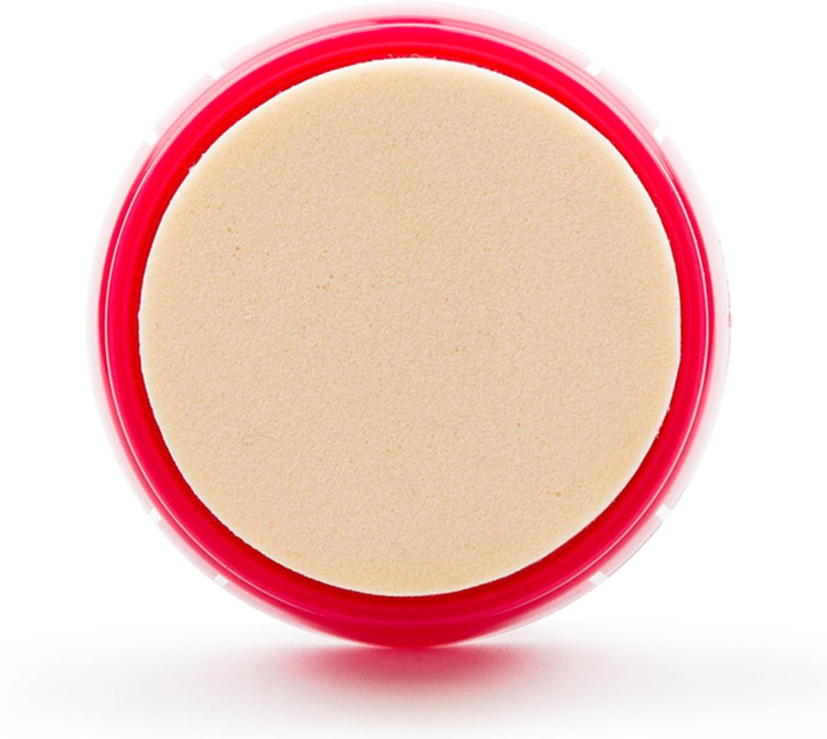 Almea Сменная спонж-насадка для увлажнения кожи Clariskin, цвет: розовый almea clariskin original