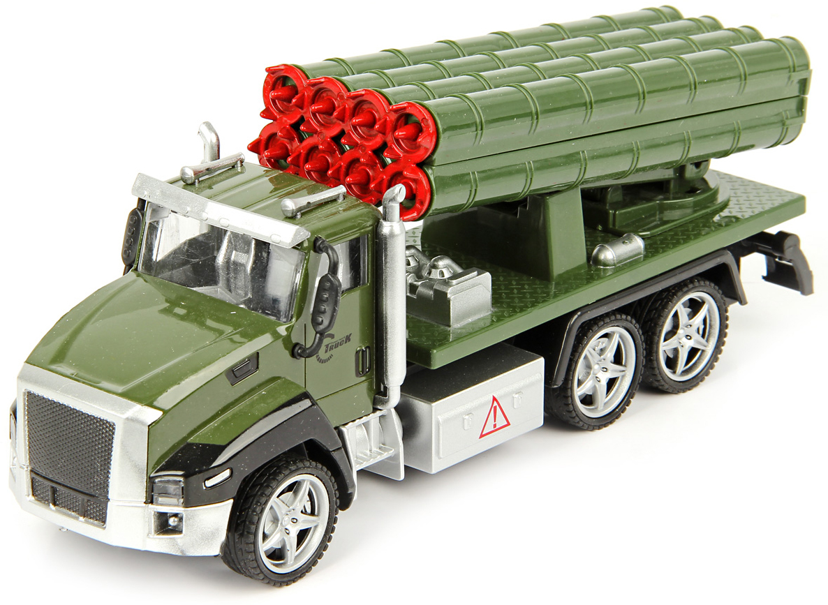 Drift Машинка Спецтехника Missile Carrier 1:36 drift машинка спецтехника city crane