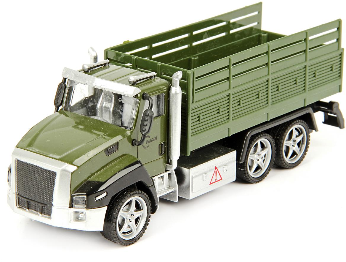 Drift Машинка Спецтехника Military Truck 1:36 drift машина фрикционная