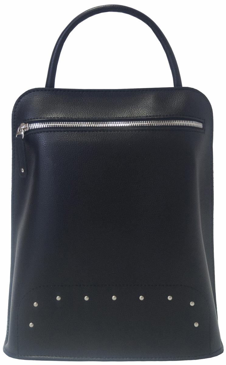 Рюкзак женский Cross Case, цвет: черный. MB-3051 Black рюкзак женский cross case цвет зеленый mb 3050