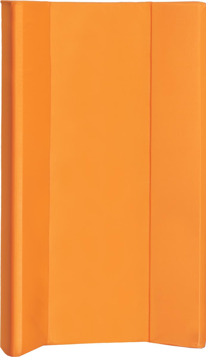 Фея Доска пеленальная Параллель цвет оранжевый